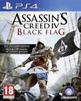 PlayStation 4 Assassins Creed IV: Black Flag (PS4) MINT- 1st Class Deliver