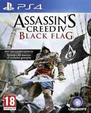 PlayStation 4 Assassins Creed IV: Black Flag (PS4) Excellent - 1st Class Deliver