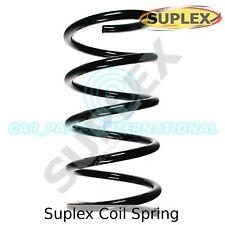 Suplex Coil Spring, Rear Axle, OE Quality, 38096