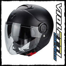 Casco Scorpion Exo-city Black Mat talla L