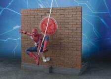 SPIDERMAN TAMASHII ACT WALL 14.5CM SPIDER-MAN HOMECOMING S.H. FIGUARTS BANDAI