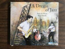 FOURSCORE KIM MAERKL AUGUST ZIRNER A DREAM OF JAZZ DIGIPAK CD NEW/SEALED