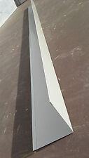 0.5mm Polyester Coated Goose Wing Grey Metal Flashing 3m Long