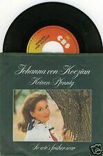 "JOHANNA VON KOCZIAN Melba Montgomery Coverversion 7"""