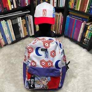 "Inuyasha Sesshomaru Hat & Backpack ""NWT"""
