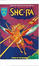 She-Ra Princess of Power Masters of the Universe #1 (1986) VG/FN  UK Edition