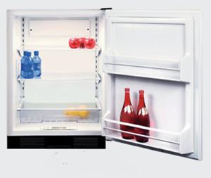 "Sub-Zero UC-24R-RH 24"" Inch Built-in Undercounter Panel Ready All Refrigerator"