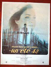 Cinéma. Affiche 60 x 80. La Vie devant soi. Simone Signoret.
