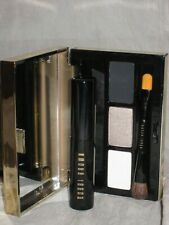 NEW LED BOBBI BROWN GOLDEN EYE PALETTE, SHADOWS & MASCARA, TO GO SIZE, NO BOX