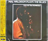 MAL WALDRON-MAL WALDRON PLAYS THE BLUES-JAPAN CD Ltd/Ed C15