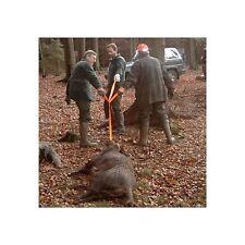 Dreizug Wildbergehilfe Wildbergegurt Wildschleppe Schwarzwild Jagd Forst Wild