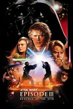 Star Wars: Episode 3 III - Revenge of The Sith Movie Poster (2005) - 11x17 13x19