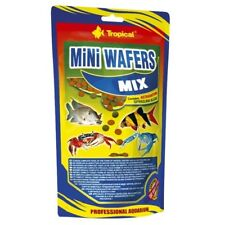 500 G Tropical Mini Wafers Mix For Corydoras Catfish Crayfish Crabs 33,80 €/ KG