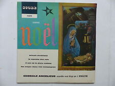 CHORALE ANGELICUS Chantons Noel Minuit chrétiens score 14010