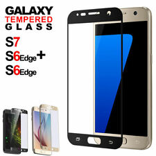 Unbranded/Generic Mobile Phone Screen Protectors for Samsung Galaxy S7 edge with Tempered Glass