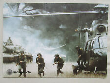 DOCUMENT HELICOPTERE AEROSPATIALE AS 332 M1 SUPER PUMA ARMEE FRANCAISE AMX 30