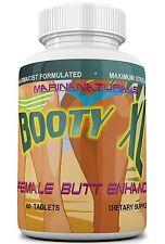 BOOTY XL Best Female Butt Enhancement & Enlargement Pills Get a Firm Fuller &...