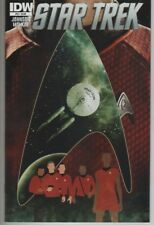 Star Trek #13 comic book JJ Abrams movie TV show series