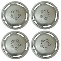 Set of 4 15 Inch Extra Deep Dish Van Wheel Trims Hub Caps For Peugeot Bipper