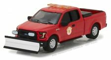 Greenlight 1/64 Arlington Heights, IL Public Works Ford F-150 Truck w/ Snowplow