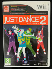 Jeu wii nintendo just dance 2