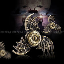 Retro Dragon Wings Figet Hand Tri Spinner Finger Stress Relief Toy Funny EDC Toy