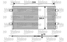 VALEO Condensador, aire acondicionado RENAULT MEGANE SC?NIC DACIA LOGAN 817701