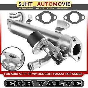 EGR Valve for Audi A3 TT VW Golf Passat 3C5 1K2 Skoda Yeti  04-18 Turbo Diesel