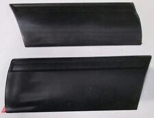 1987-1993 MUSTANG LX REAR OF FENDER MOLDING ( PAIR ) 2NDS