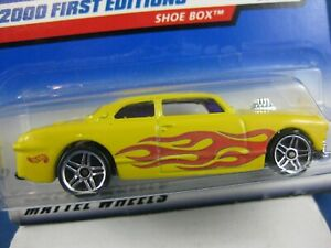 "Hot Wheels  "" Shoebox  "" from 2000 MOC"
