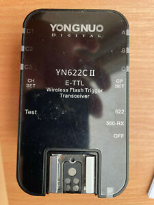 YongNuo YN622C II YN622 E-TTL - Wireless Flash Trigger Transceiver - für Canon