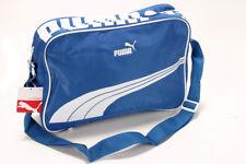 PUMA MESSENGER BAG BLUE PUMA OFFICIAL PRODUCT shoulder STORAGE bag 16cec35380899