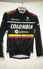 Nalini colombia cycling jersey long sleeve size 2