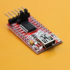 A 3.3V 5.5V FT232RL FTDI USB to TTL Serial Adapter Module Mini FTDI232
