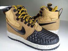 Nike LF1 Lunar Force 1 Duckboot '17 Metallic Gold Black SZ 9.5 (916682-701)