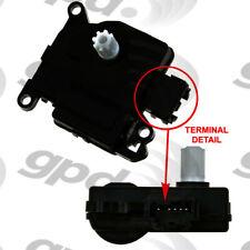 HVAC Panel Mode Door Actuator Global 1712333