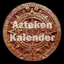 Poster,Kunstdruck,Digitaldruck,Azteken kalender, Maya Inka Sonnenkalender