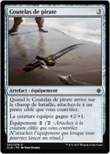 MTG Magic XLN - (x4) Pirate's Cutlass/Coutelas de pirate, French/VF