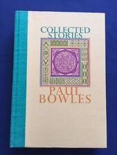 COLLECTED STORIES - FIRST TRADE EDITION BY PAUL BOWLES - GORE VIDAL'S COPY