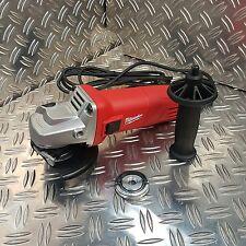 Milwaukee Winkelschleifer 125m 1000 Watt AG1000-125 EKX + Schnellspannmutter