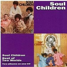 The Soul Children - Best of Two Worlds [New CD]