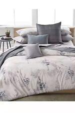 Calvin Klein Alpine Meadow Queen Duvet Cover,Flat Sheet & 2Pillowcases.Ret. $465