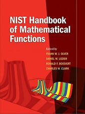 NIST Handbook of Mathematical Functions, , New condition, Book