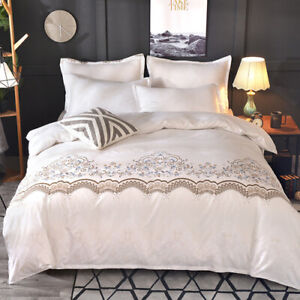 Lace Pattern Bedding Set 3pcs / 2pcs Home Textile Extra Large 2021 Home