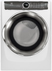 Electrolux EFMG627UIW 27 Inch Gas Dryer with 8.0 Cu. Ft. Capacity  Island White photo