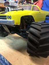 Traxxas T Maxx 2.5 With 2 Bodies Rc Monster Truck