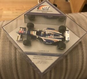 Onyx - Williams Renault 1997 - Heinz-Harald Frentzen - German G.P. - 1:43