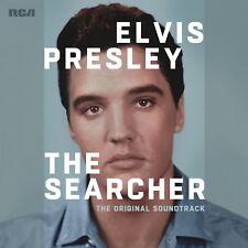 ELVIS PRESLEY - ELVIS PRESLEY: THE SEARCHER(THE ORIGINAL SOUNDTRACK)  3 CD NEW!