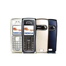 Original Unlocked Nokia 6230i Bluetooth MP3 FM 1.3MP Mobile Phone New Condition