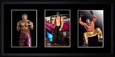 Rey Mysterio Framed Photographs PB0241
